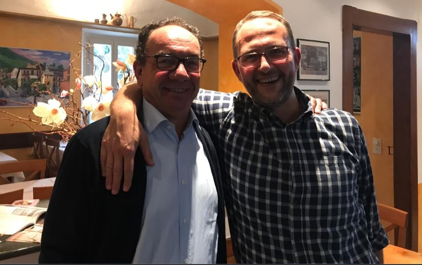 Una domenica all'Osteria con Antonio Ferriroli e Norman Gobbi