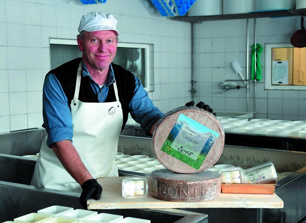 I formaggi ticinesi alla ribalta