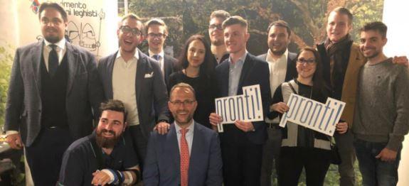 Ecco la squadra dei Giovani Leghisti candidati al Gran Consiglio