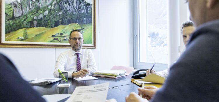 «Dalla crisi alle opportunità, ma prevedo pressioni dall'Italia»