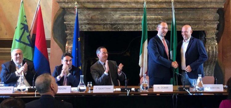 Assemblea generale dellaComunità di lavoro Regio Insubrica