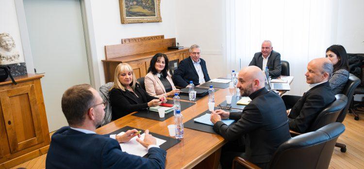Il Consigliere di Stato Norman Gobbi incontra i Comuni di Magliaso e Caslano