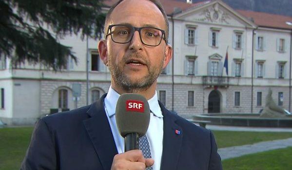Intervista Rundschau/SRF