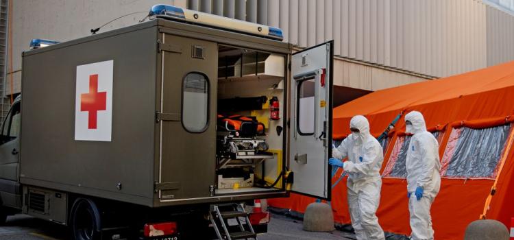 Coronavirus: ottima collaborazione con l'Esercito svizzero