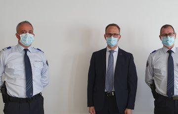"""""""Gli sforzi sono stati ripagati: oggi il Ticino è più sicuro!"""""""