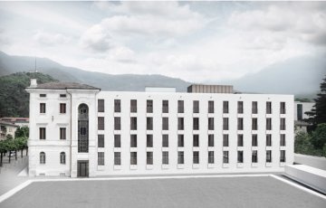 Pretorio di Bellinzona: presentati i lavori