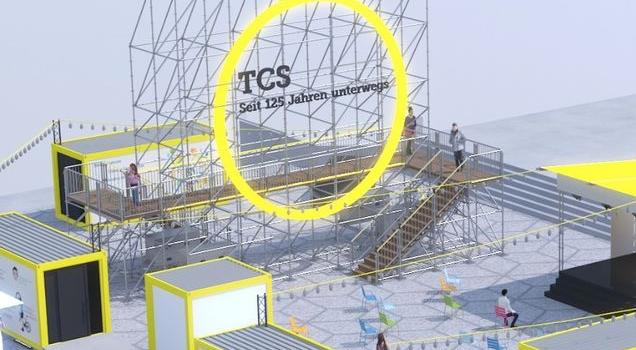 Il TCS festeggia tra la gente i suoi primi 125 anni di storia