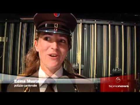 Cerimonia e Promessa solenne Scuola di Polizia e agenti di custodia