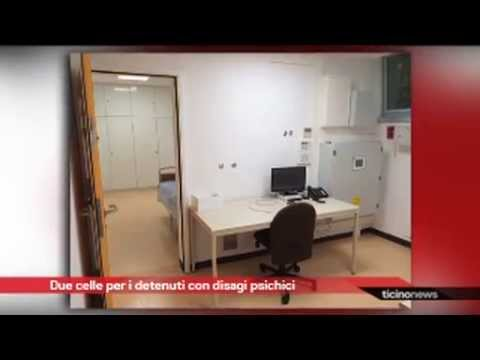 Due camere securizzate per i detenuti con problemi psichici