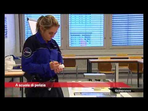 Scuola di polizia 2013, si inizia!