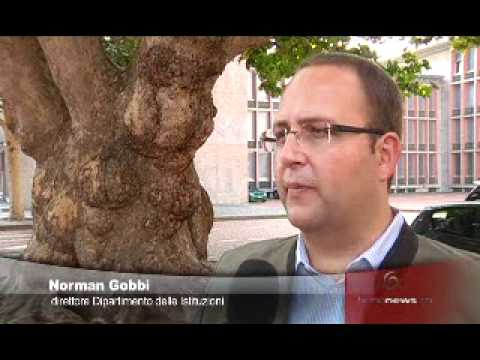 Aggregazioni: la reazione di Norman Gobbi