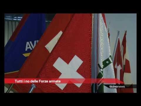 Società ticinese degli ufficiali: NO al ridimensionamento dell'Esercito