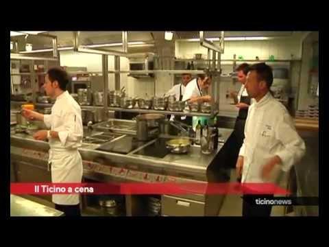 Il Ticino a cena