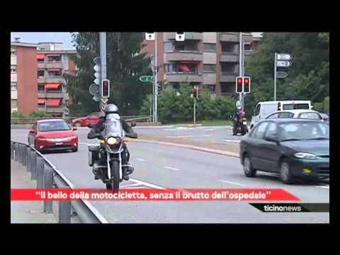 """Campagna """"Strade sicure"""" per motociclisti"""