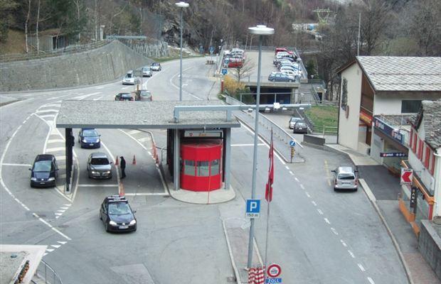 Grenzwachtkorps erstellte Notfallplan