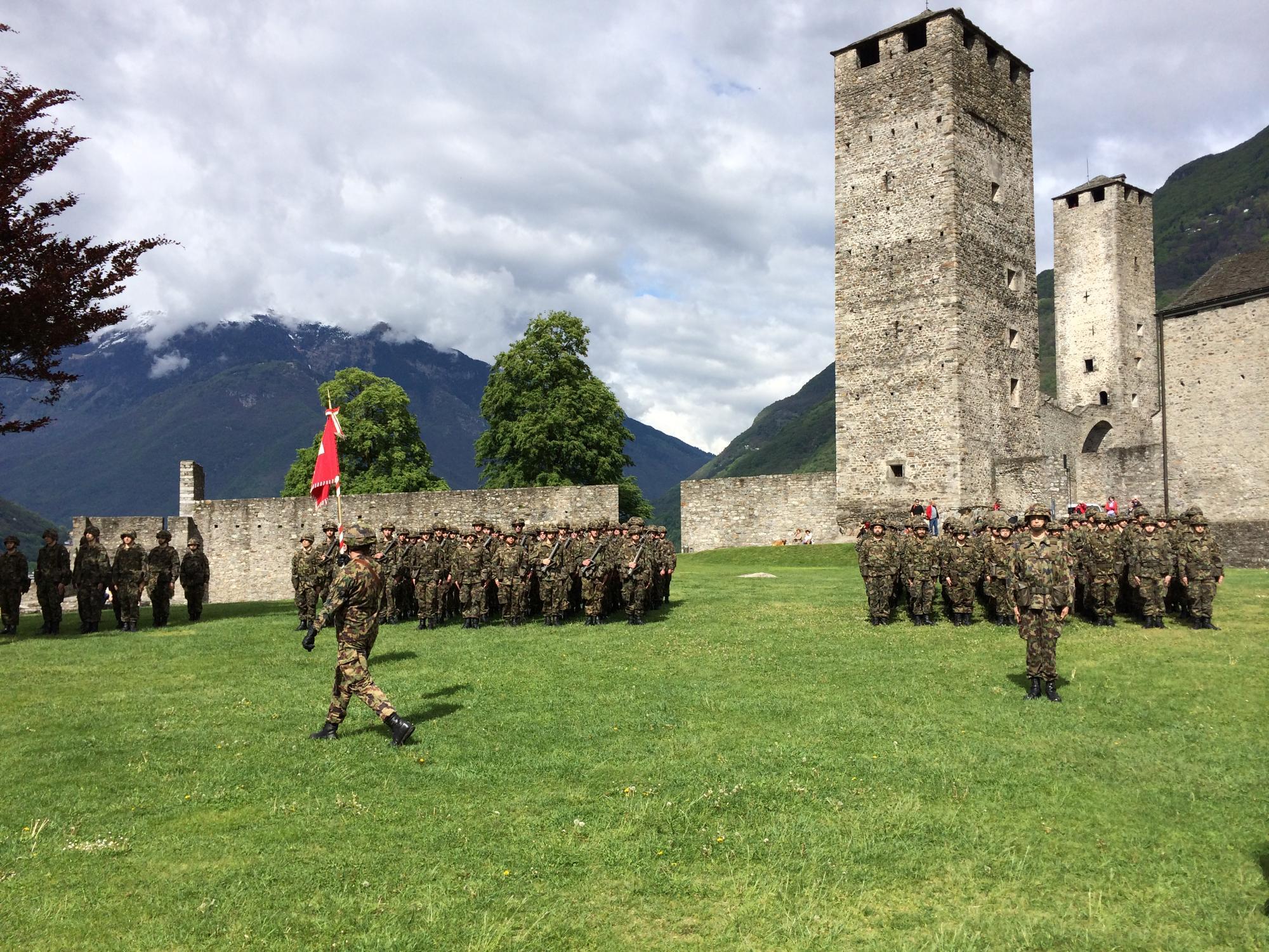 Un Gruppo che garantisce l'operatività dell'Esercito
