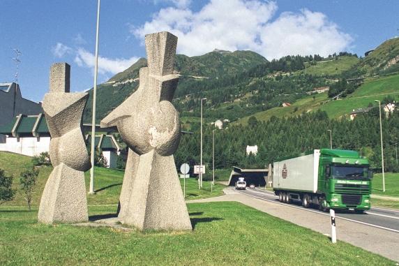 Discorso pronunciato in occasione della giornata dedicata al San Gottardo nel quadro delle Giornate del patrimonio 2018