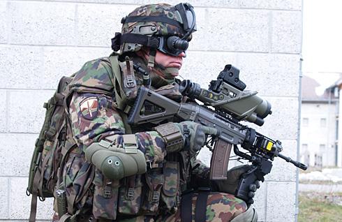 Esercito più snello e moderno