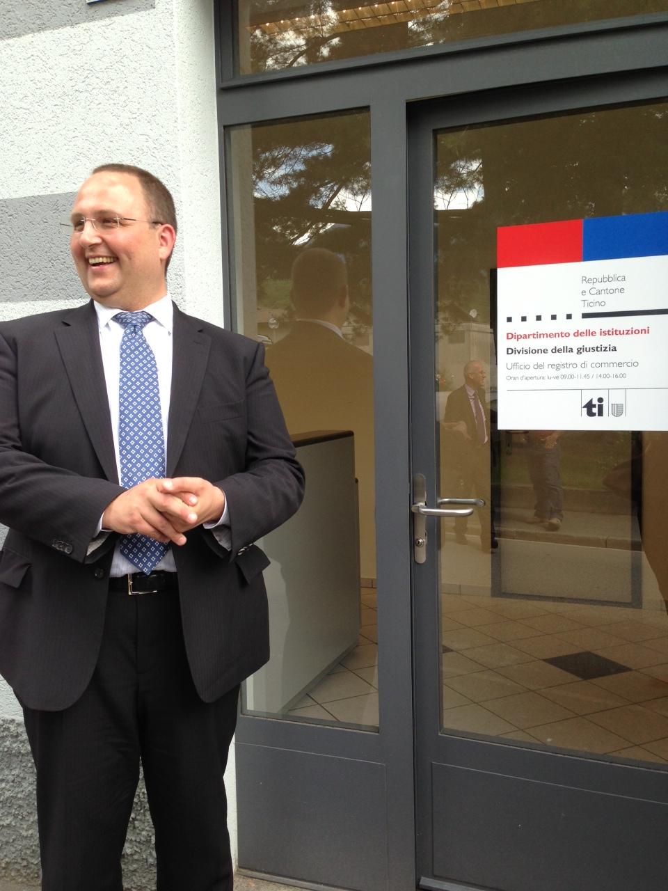 L'Ufficio di commercio è operativo presso la sede di Biasca
