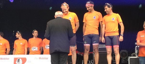 Festa della Protezione civile, la squadra ticinese seconda nella gara di mountain bike