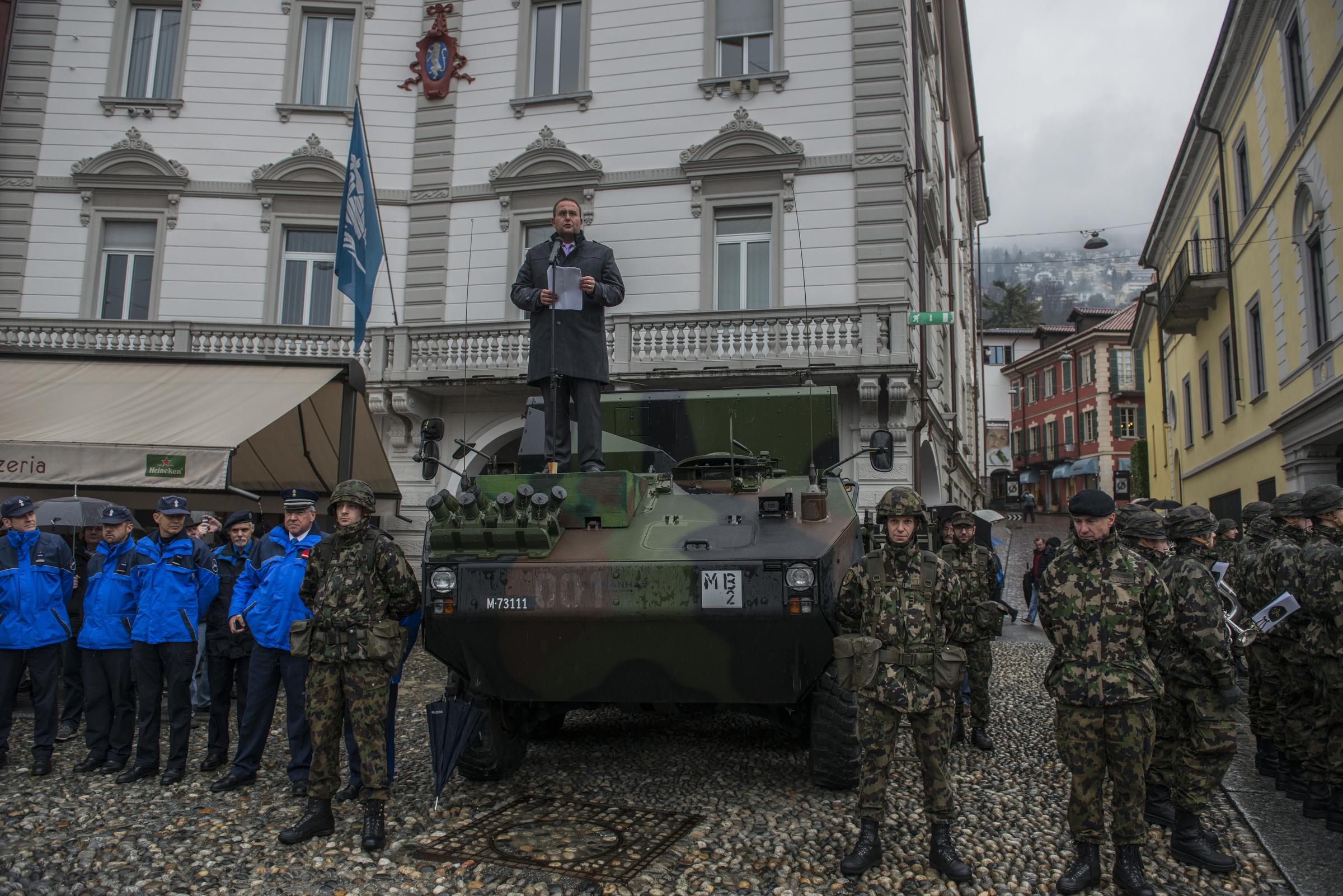 Un Battaglione che assicura la capacità di condotta