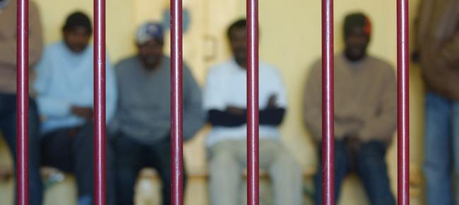 Un centro per i recalcitranti e le espulsioni