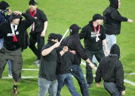 Tavolo di lavoro sulla violenza negli stadi