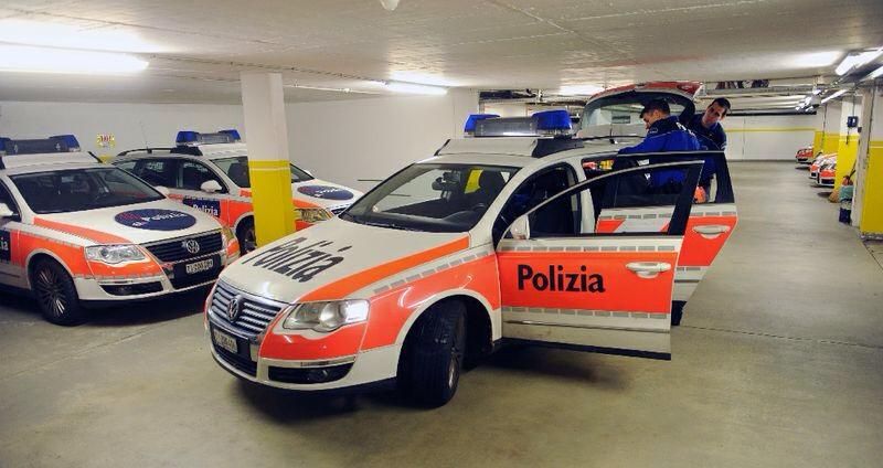 Aspiranti poliziotti