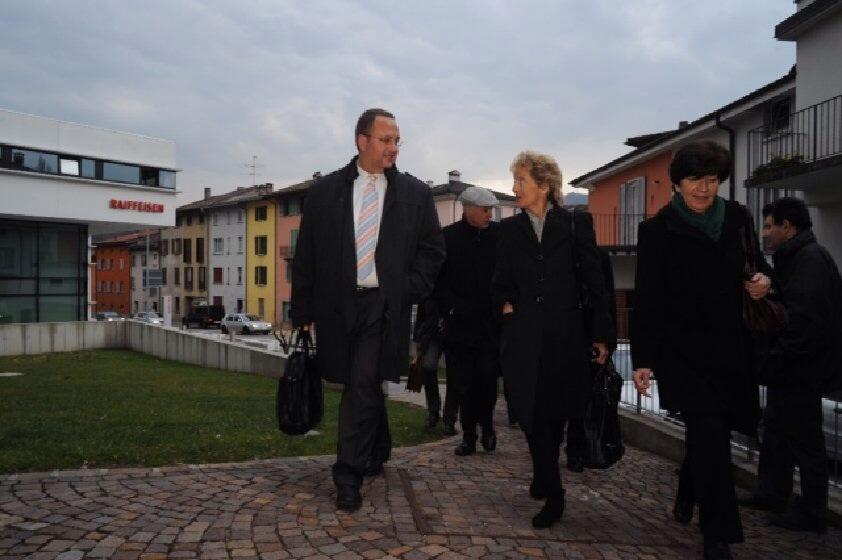 Trattative con l'Italia: l'attitudine elvetica è inadatta