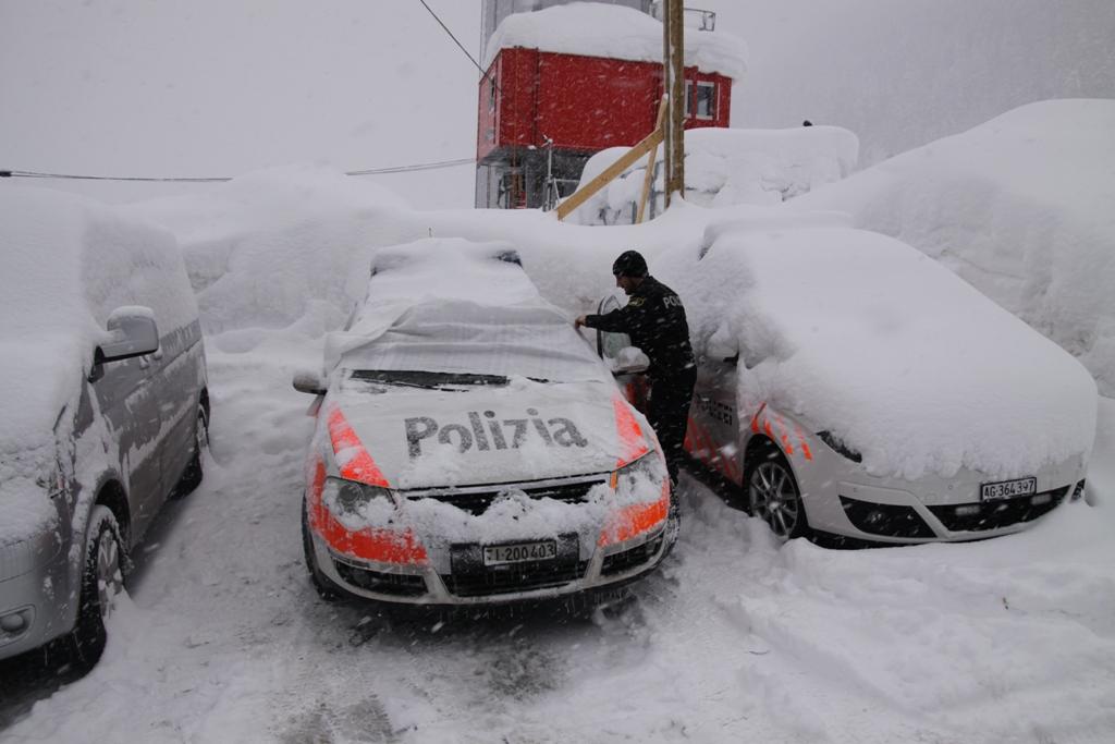 Al servizio della sicurezza, anche fuori dai confini cantonali