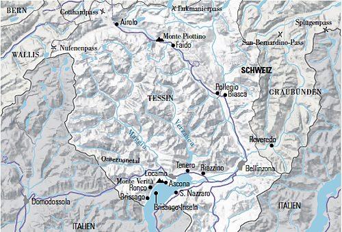 Aggregazioni: SÌ in Media Leventina e Terre di Pedemonte, NO nel Locarnese