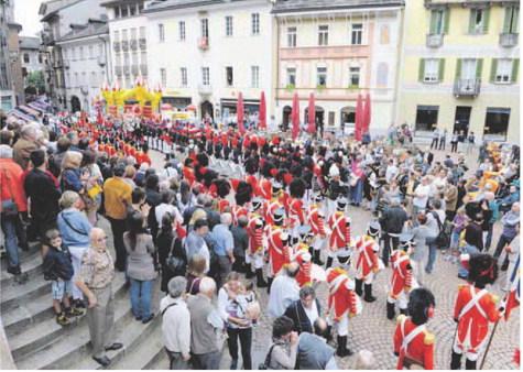 Bellinzona, una domenica entusiasmante
