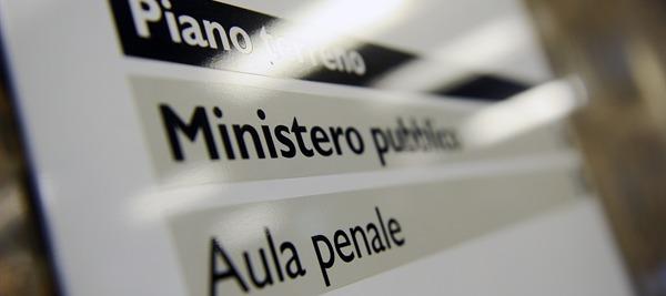 Ministero pubblico sotto esame