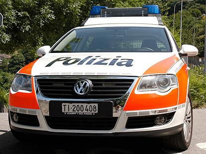 Polizia unica e trampolini
