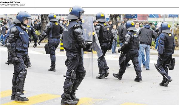 Polizia: agenti tecnoassistiti per combattere la violenza