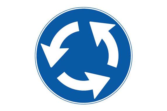 """""""Strade più sicure"""": come usare correttamente le rotonde"""