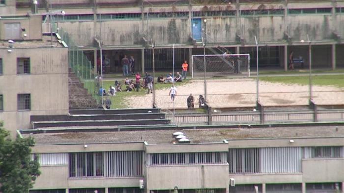 Strutture carcerarie: protesta dei detenuti