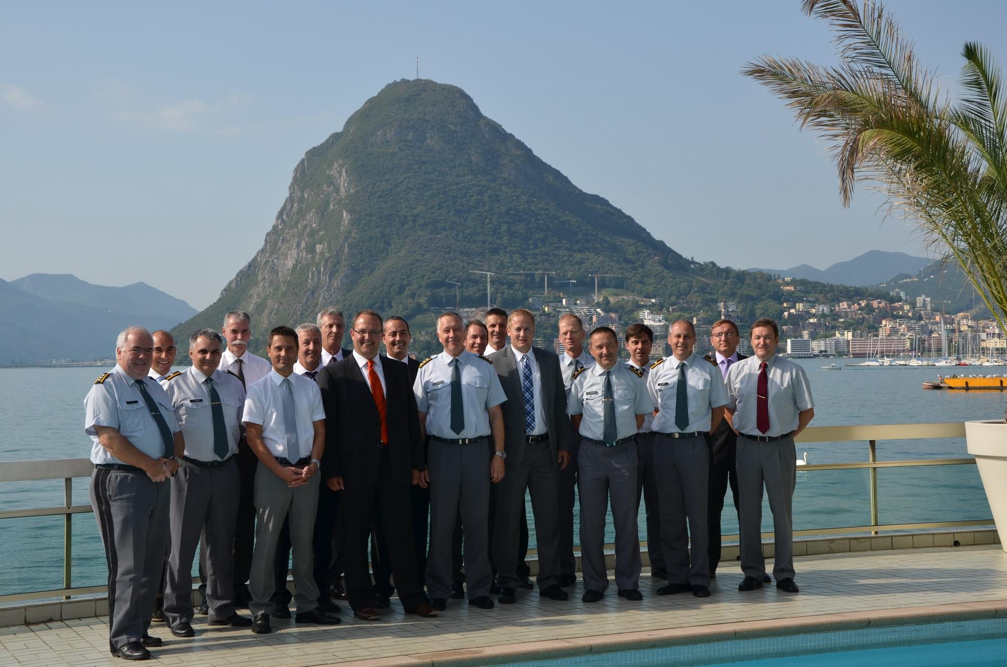 Seminario Regione Territoriale 3 in Ticino